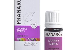 CRANKY SORES COOLING RELIEF ESSENTIAL OIL BLEND