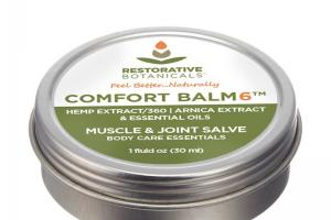 Comfort Balm 6 Muscle & Joint Salve