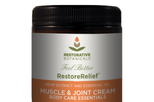 Muscle & Joint Cream Body Care Essentials