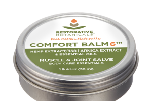 HEMP EXTRACT/360 MUSCLE & JOINT SALVE BODY CARE ESSENTIALS