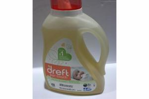 PEDIATRICIAN RECOMMENDED BABY DETERGENT