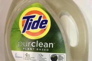 PURCLEAN PLANT BASED DETERGENT, UNSCENTED