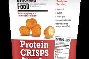 Protein Crisps Brickoven Pizza