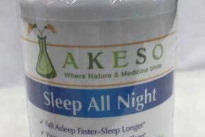 SLEEP ALL NIGHT CAPLETS