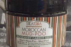 Shampoo, Rosemary Carrot Seed