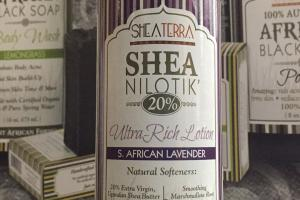 Shea Nilotik' 20% Ultra-rich Lotion