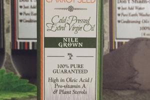 Egyptian Carrot Seed Cold-pressed Extra Virgin Oil