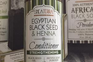 Egyptian Black Seed & Henna Conditioner