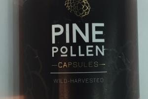 Wild-harvested Herbal Supplement