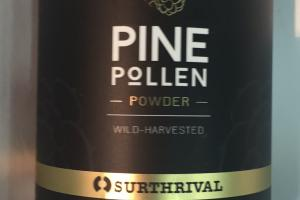 Pine Pollen Powder Herbal Supplement