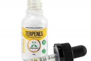 PINEAPPLE EXPRESS TERPENES 300MG CBD INFUSED DIETARY SUPPLEMENT