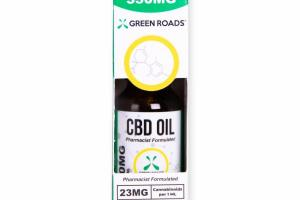 CBD OIL 350MG DIETARY SUPPLEMENT