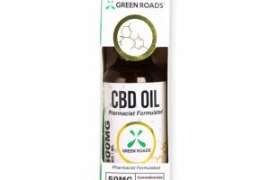 CBD OIL 1500 MG DIETARY SUPPLEMENT