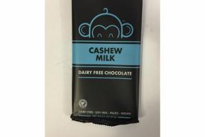 DAIRY FREE CASHEW MILK CHOCOLATE
