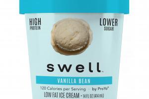 VANILLA BEAN LOW FAT ICE CREAM