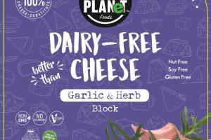 Dairy-free Cheese Block