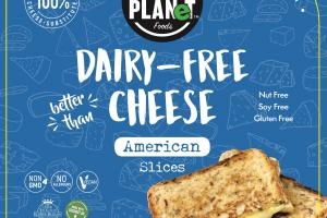 Dairy-free Cheese Slices
