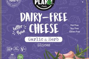 Dairy-free Cheese