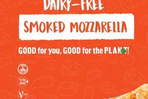 Dairy-free Smoked Mozzarella