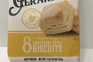 ORIGINAL RECIPE SOUTHERN-STYLE BISCUITS