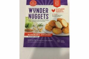ROSEMARY CHICKEN WUNDER NUGGETS