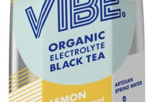 LEMON ORGANIC ELECTROLYTE BLACK TEA