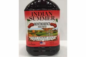 MONTMORENCY FRESH PRESSED TART CHERRY JUICE
