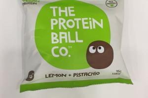 Lemon + Pistachio
