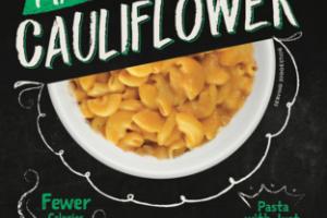 MAC & FOUR CHEESE BLEND OF LENTIL, PEA & CAULIFLOWER FLOURS