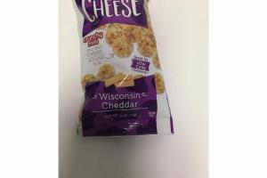 CRUNCHY MINI WISCONSIN CHEDDAR CHEESE