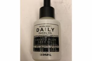 ECOLIXIR DAILY FACIAL OIL, FRESH CITRUS