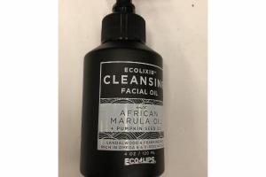 CLEANSING FACIAL OIL WITH AFRICAN MARULA OIL + PUMPKIN SEED OIL