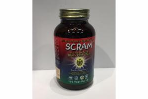 SCRAM DIETARY SUPPLEMENT VEGAN CAPS
