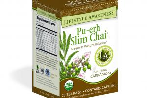 UPLIFTING CARDAMOM SUPPORTS WEIGHT BALANCE HERBAL SUPPLEMENT TEA BAGS