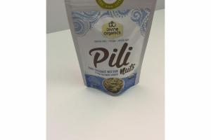 THAI COCONUT NECTAR & THAI COCONUT SHREDS PILI NUTS
