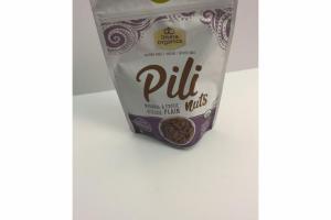 PLAIN PILI NUTS
