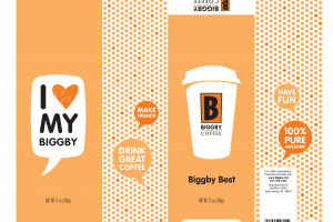 BIGGBY BEST COFFEE