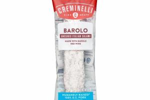 BAROLO RED WINE UNCURED ITALIAN SALAMI