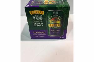 STRONGEST FRESH GINGER BEER