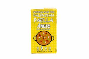 100% NATURAL COOKING BASE FOR VALENCIAN PAELLA