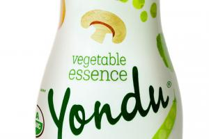 ALL-NATURAL VEGETABLE ESSENCE SEASONING