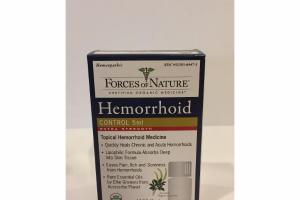 EXTRA STRENGTH TOPICAL HEMORRHOID MEDICINE
