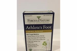 ATHLETE'S FOOT CONTROL ROLLERBALL