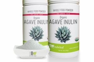 ORGANIC AGAVE INULIN WHOLE FOOD POWDER