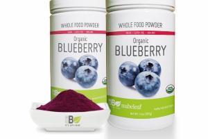 ORGANIC BLUEBERRY WHOLE FOOD POWDER