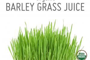 ORGANIC BARLEY GRASS JUICE