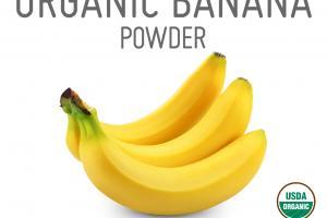 ORGANIC BANANA WHOLE FOOD POWDER