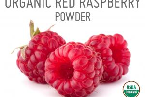 ORGANIC RED RASPBERRY POWDER
