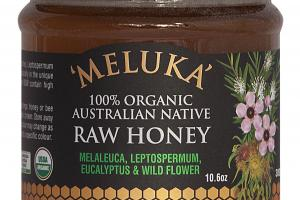 100% ORGANIC AUSTRALIAN NATIVE RAW HONEY