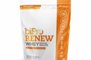 WHEY PROTEIN ISOLATE DIETARY SUPPLEMENT
